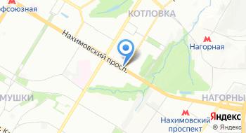 Киреевская паркетная фабрика на карте