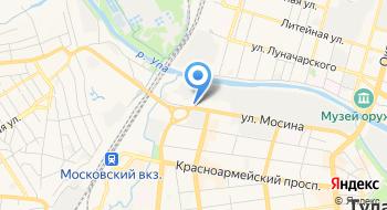 Кадастровый инженер Миронов А.В. на карте