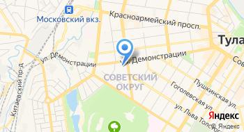 Авторская школа макияжа Теслюк С.И. на карте