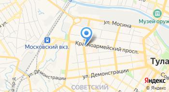 Багетная мастерская Вернисаж на карте