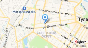 ОСП Советского района на карте