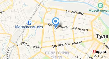 Промагросоюз на карте