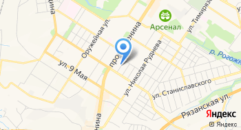 Магазин Армейский на карте