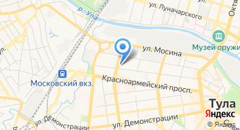 АкваЭксперт на карте