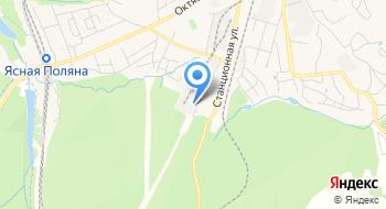 Скуратовский опытно-экспериментальный завод на карте