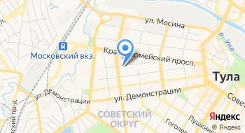 "Медицинский центр ""Уро Дерм Клиник"" на карте"