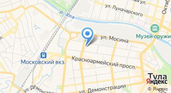 Рекламное агентство Вижн на карте
