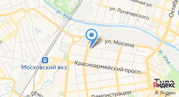 Военный комиссариат по городу Тула на карте