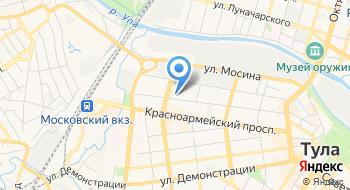 Успешный Call-центр на карте