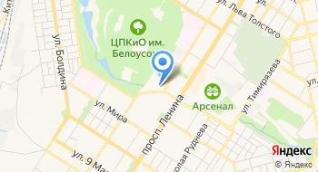 Багетная мастерская Арт-Изба на карте