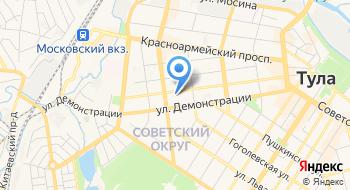 ОС-Групп на карте