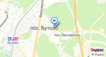 Экомебель на карте