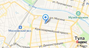 Компонент на карте