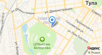 Юмор FM на карте