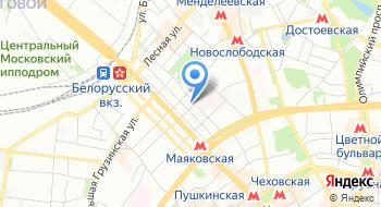 Представительство Империал Карловы Вары г. Москва на карте
