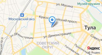 Лифтерский пульт Советского района Тулалифт-1 на карте