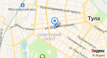 Аттестационный цент ПромЭксперт на карте