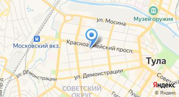 Коттеджный поселок Малёвка Офис продаж на карте