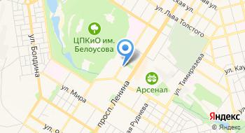 Leonaft на карте