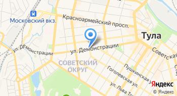Центр охраны труда Труд-эксперт на карте