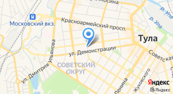 Служба дезинфекции КлопКонтроль на карте