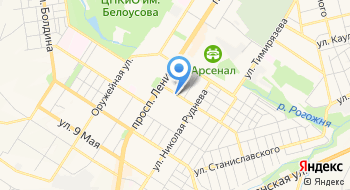 Печатный ДомЪ на карте