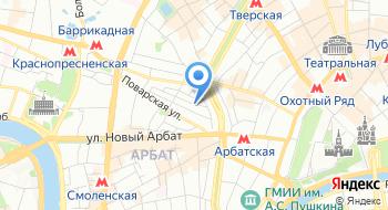 АВК Эксима на карте