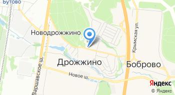 Воскресная школа Храма Святых новомучеников и исповедников Российских на карте