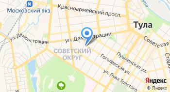 Центр градостроительства и землеустройства на карте