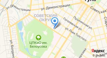 ТулаПромПрибор на карте
