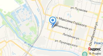 Автоцентр МиК на карте