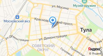 Интернет-магазин Дэми на карте