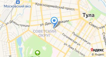 Снабсервис на карте