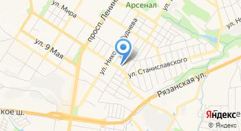 Автотехцентр Тулашина на карте