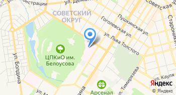 ВУЗ на карте
