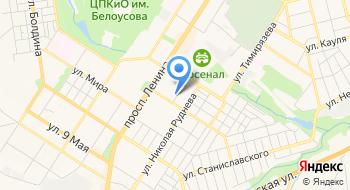 Центр охраны труда на карте