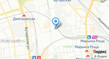 Ремкос-М на карте