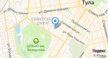 Адвокат Яковлев Е.И. на карте