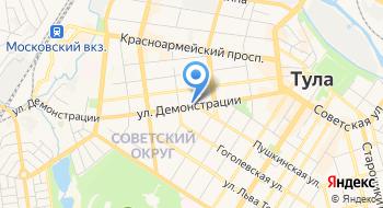 Женский фитнес клуб Norma Gym на карте