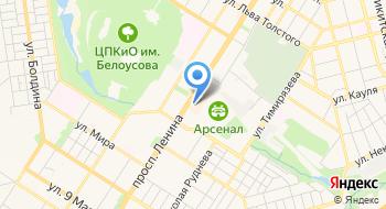 Студия Пилатеса Татьяны Поповой на карте