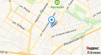Анод71 на карте