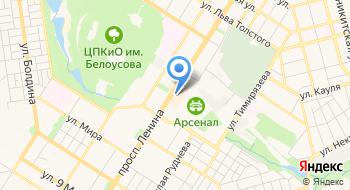 Автошкола Профессионал на карте
