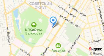 ГУЗ Тульская областная станция переливания крови на карте