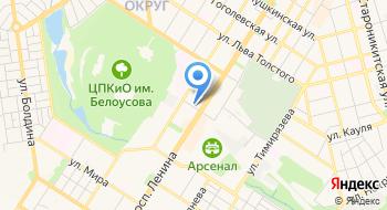 Военный комиссариат Тульской области на карте