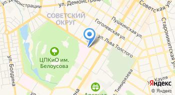 Наркологическая клиника Просветление на карте