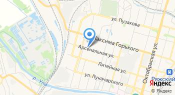 Общественная приемная депутата Тульской городской Думы Ларкина М.Н. на карте