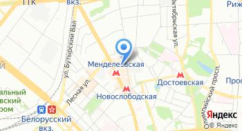 Информационно-выставочное агентство ИнфоМедФарм Диалог на карте