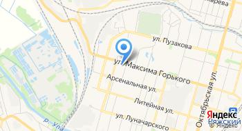 Инт-Вижн на карте