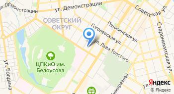 Союз переводчиков России, Тульское Региональное отделение на карте