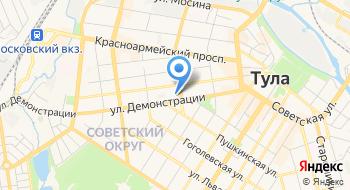 Веломагазин на карте